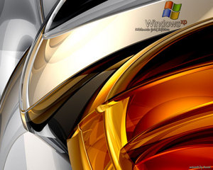 Skins 3d wallpapers windows xp gold