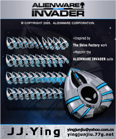 descargar alienware invader