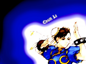 Superhero Wallpapers-Chun Li 4