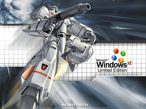 MS WinXT-LE Robotech by MiMiC