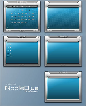 NobleBlue by e-Seeker