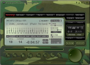 ARGON SN-1000 (Camouflage) by mediaplay