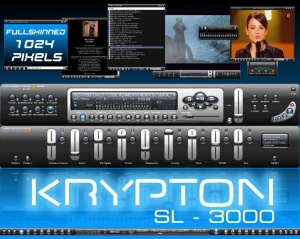KRYPTON SL-3000 (1024 Pixels) by mediaplay
