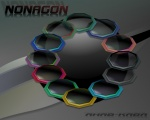 NONAGON by ahabkaba