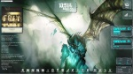 Conjuring The Bone Dragon Rainmeter Desktop by Ionstorm_01