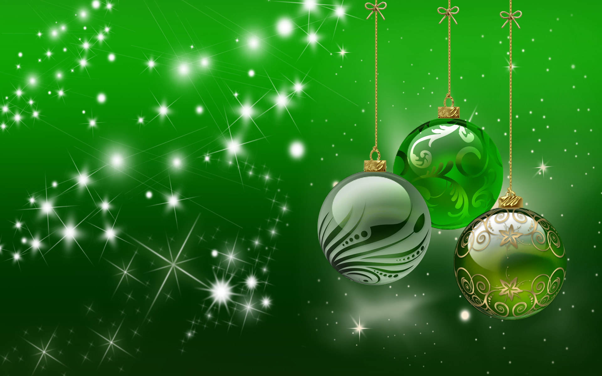 Happy holidays christmas wall 1920x1200