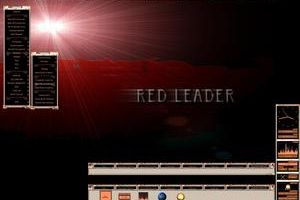 RedLeader_NS Horizontal Startbar by VectorNut