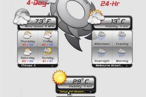 Parabola Weather Update by cosci29