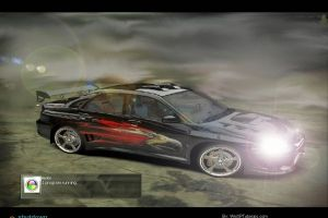 Need for Speed by Herlon