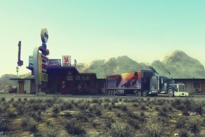 Route 66 by kenwas