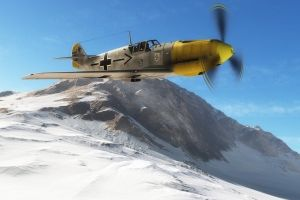 Messerschmitt by kenwas