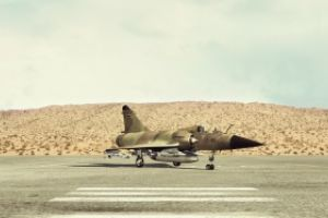 UAE Mirage 2000 by kenwas