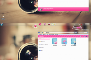 Theme For Girls Win 7 by Denado5