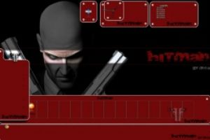 Hitman Skin by djmcamp
