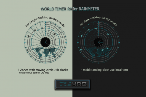 World Timer RX Radar  by d4f_mac
