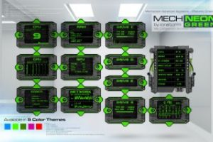 Mechanism Advanced Appliance - Photonic Green by Ionstorm_01