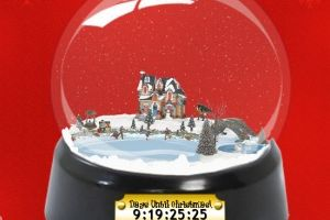 Family Christmas Snow Globe by Ionstorm_01